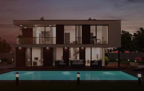 Domy a dřevostavby na klíč